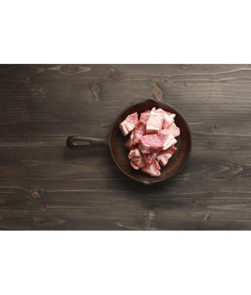Cubes de Porc à mijoter