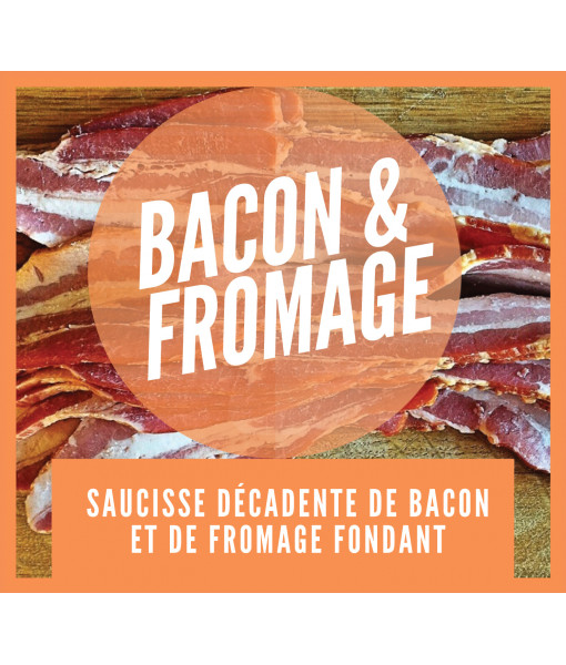 Bacon & Fromage