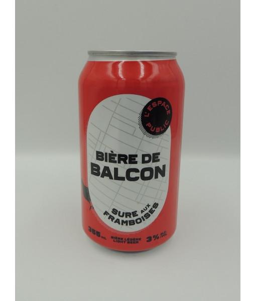 Bière De Balcon