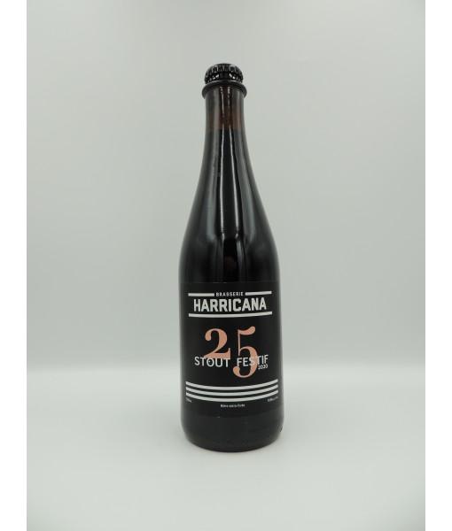 #25 Stout Festif