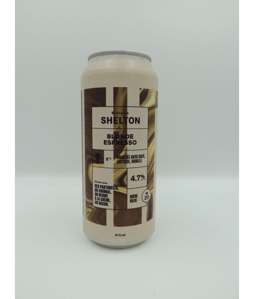 Blonde Espresso