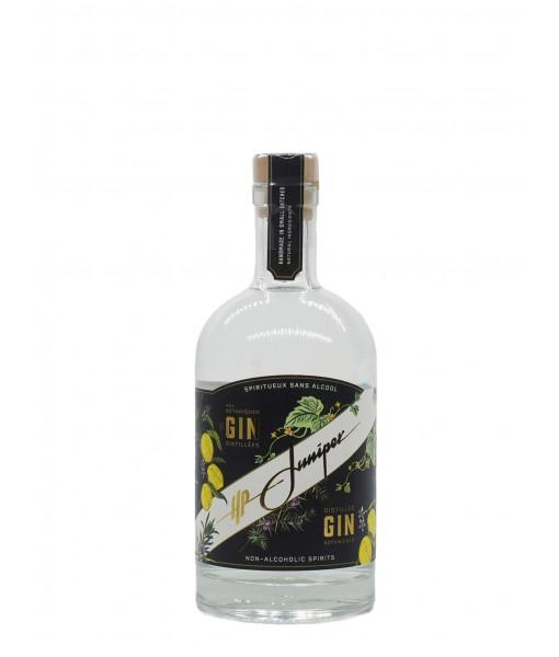 Gin Sans Alcool