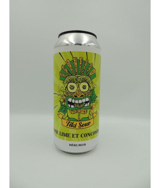 Tiki Sour lime et Concombre