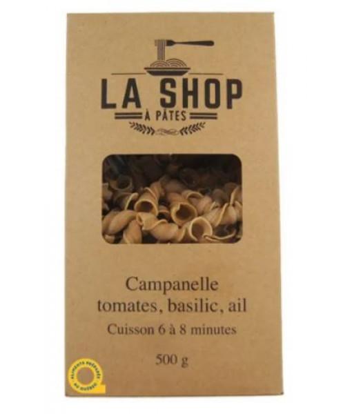 Campanelle Tomates, Basilic Et Ail