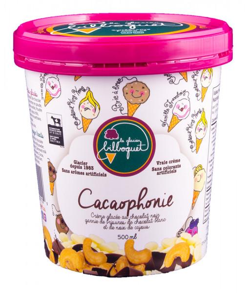 Crème Glacée Cacaophonie