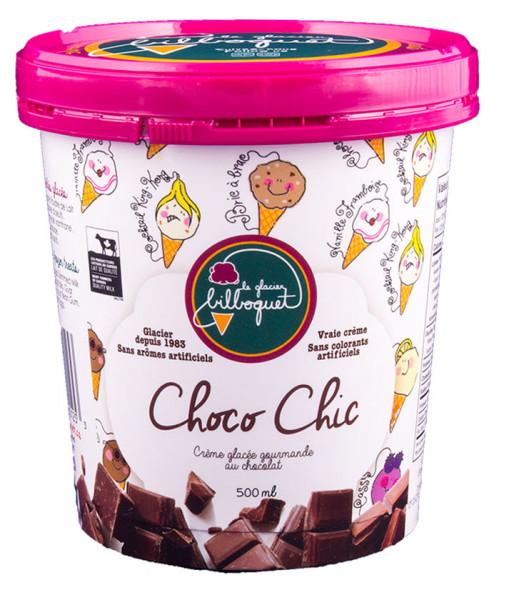 Crème Glacée Choco Chic