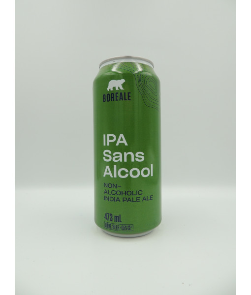 Ipa Sans Alcool