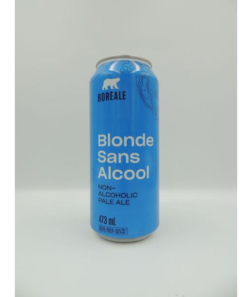 Blonde Sans Alcool
