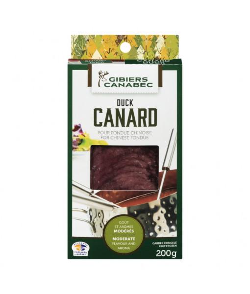 Fondue De Canard
