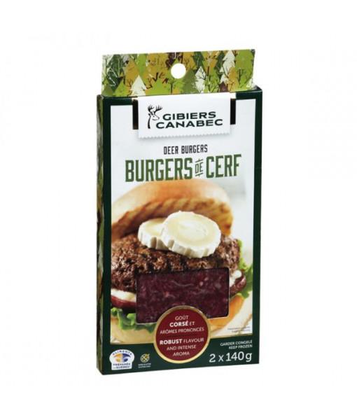 Burger De Cerf