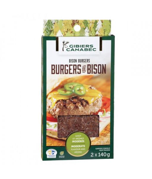 Burger De Bison