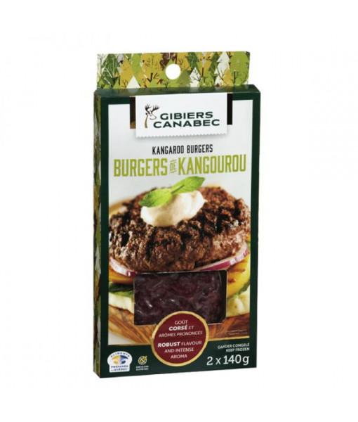 Burger De Kangourou