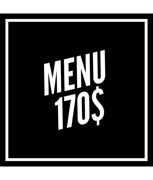 Forfait À 175$