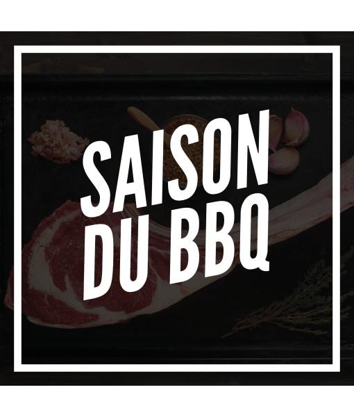 Forfait Le Fan du BBQ
