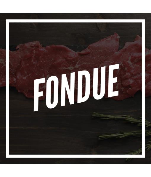 Forfait Fondue
