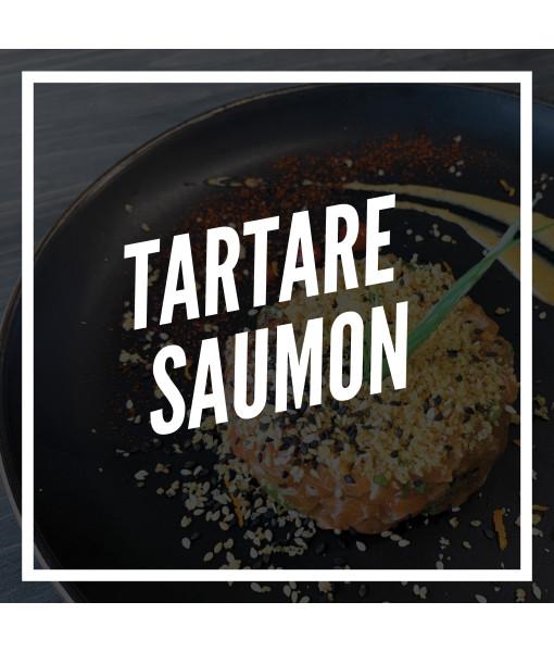 Tartare de Saumon assaisonné